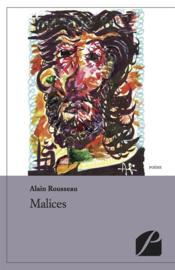 Malices - Couverture - Format classique