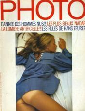 Photo N° 89 - L'Annee Des Hommes Nus - Les Plus Beaux Nardar La Lumiere Artificielle - Les Filles De Hans Feurer - Couverture - Format classique