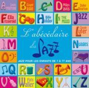 L'abecedaire du jazz - cd - Couverture - Format classique