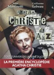 Agatha Christie de A à Z - Couverture - Format classique
