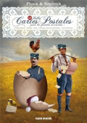 12 belles cartes postales pour les grandes occasions - Couverture - Format classique