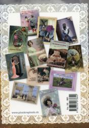 12 belles cartes postales pour les grandes occasions - 4ème de couverture - Format classique