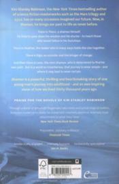 Shaman - a novel of the ice age - 4ème de couverture - Format classique