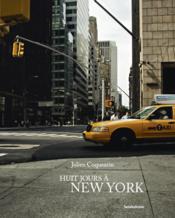 Huit jours à New York - Couverture - Format classique