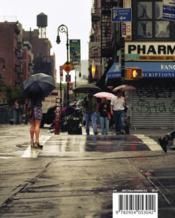 Huit jours à New York - 4ème de couverture - Format classique