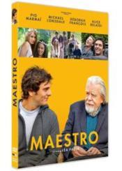 Maestro - Couverture - Format classique