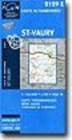 Saint Vaury - Intérieur - Format classique