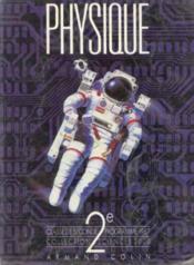 Physique 2e - Couverture - Format classique