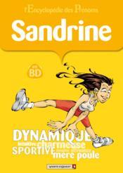 L'encyclopedie des prenoms - tome 14 - sandrine - Couverture - Format classique