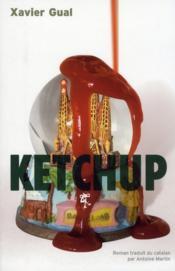 Ketchup - Couverture - Format classique