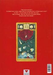 Ring circus t.2 ; les innocents - 4ème de couverture - Format classique