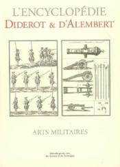 Arts militaires - Couverture - Format classique
