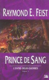 Krondor - l'entre-deux-guerres T.1 ; prince de sang - Intérieur - Format classique