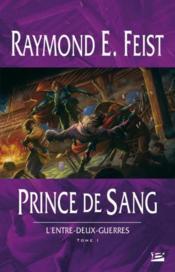 Krondor - l'entre-deux-guerres T.1 ; prince de sang - Couverture - Format classique