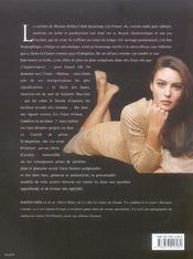 Monica Bellucci - 4ème de couverture - Format classique