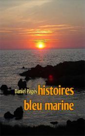 Histoires bleu marine - Couverture - Format classique