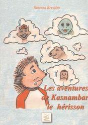 Les aventures de Kasnambar le hérisson - Couverture - Format classique