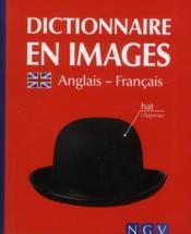 Dictionnaire en images ; anglais/français - Couverture - Format classique