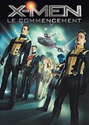 X-Men : Le Commencement - Couverture - Format classique