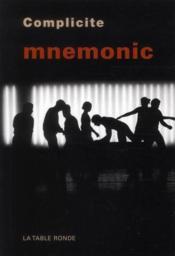 Mnemonic - Couverture - Format classique
