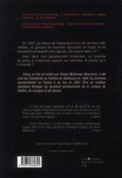 Mnemonic - 4ème de couverture - Format classique