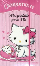 Charmmy Kitty ; ma pochette pense-bête - Couverture - Format classique