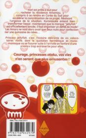 Princess jellyfish t.6 - 4ème de couverture - Format classique