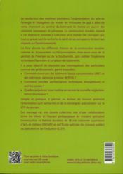 Construction et habitat durables - 4ème de couverture - Format classique