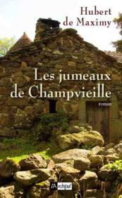 Les jumeaux de Champvieille - Couverture - Format classique