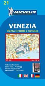 Venezia - Couverture - Format classique
