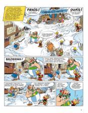 Astérix T.35 ; Astérix chez les Pictes - Couverture - Format classique