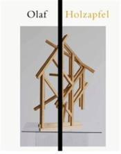 Olaf Holzapfel /Anglais/Allemand - Couverture - Format classique