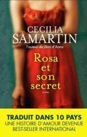 Rosa et son secret - Couverture - Format classique