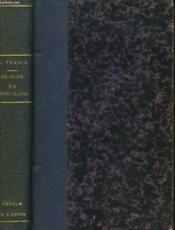 Le Puits De Siante Claire. - Couverture - Format classique