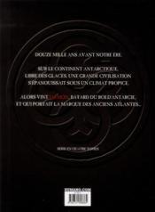Jaemon t.2 ; au-delà des terres sombres - 4ème de couverture - Format classique
