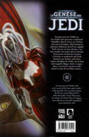 Star Wars - la genèse des Jedi t.2 ; le prisonnier de Bogan - 4ème de couverture - Format classique