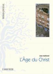 L'âge du Christ - Couverture - Format classique