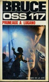Pruneaux A Lugano Pour Oss 117 - Couverture - Format classique