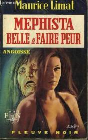 Mephista Belle A Faire Peur - Couverture - Format classique