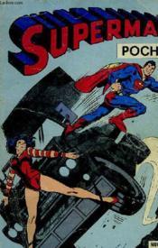 Superman Poche N°10 - Couverture - Format classique
