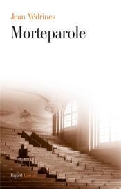 Morteparole - Couverture - Format classique