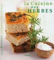 La Cuisine Aux Herbes - Couverture - Format classique