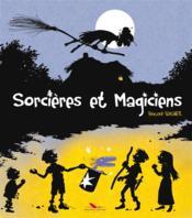 Sorcières et magiciens - Couverture - Format classique