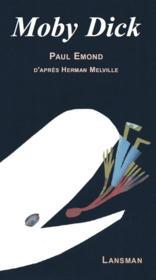 Moby Dick - Couverture - Format classique