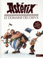 Astérix ; le domaine des Dieux ; l'album luxe - Couverture - Format classique