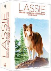 Lassie - Coffret - Couverture - Format classique