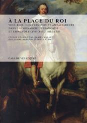 A La Place Du Roi - Couverture - Format classique