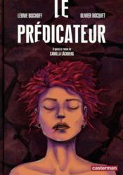 Prédicateur ; d'après le roman de Camilla Läckberg - Couverture - Format classique
