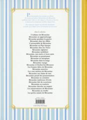 Bécassine ; les historiettes t.1 - 4ème de couverture - Format classique