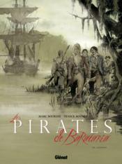 Les pirates de Barataria T.8 ; Gaspesie - Couverture - Format classique